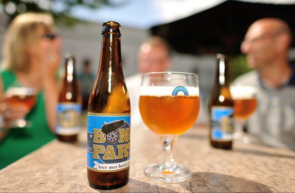 Bona Parte bier glas