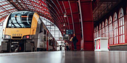 antwerpen trein openbaar vervoer