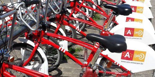 antwerpen velo fiets